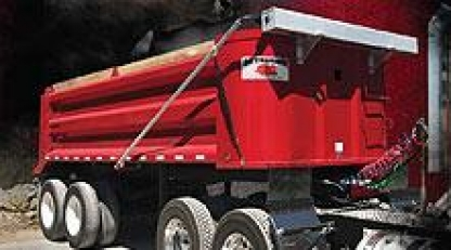 Ox End Dump Trailers
