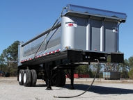 Continuous seam-welded design reduces debris collection and weather-related body corrosion.