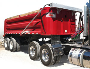 Dump End Trailers Belief & Promise